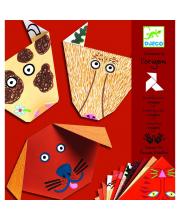 Оригами Бумажные животные Djeco