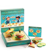 Сюжетно-ролевая игра Сэндвичи от Эмиля и Олив Djeco