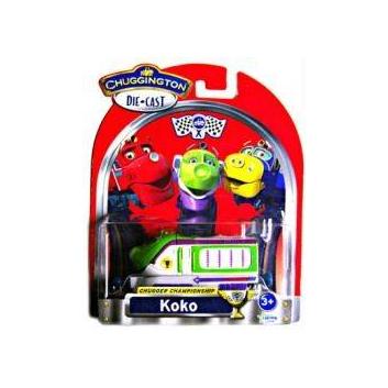 Игрушки, Паровозик Коко Tomy 621940, фото