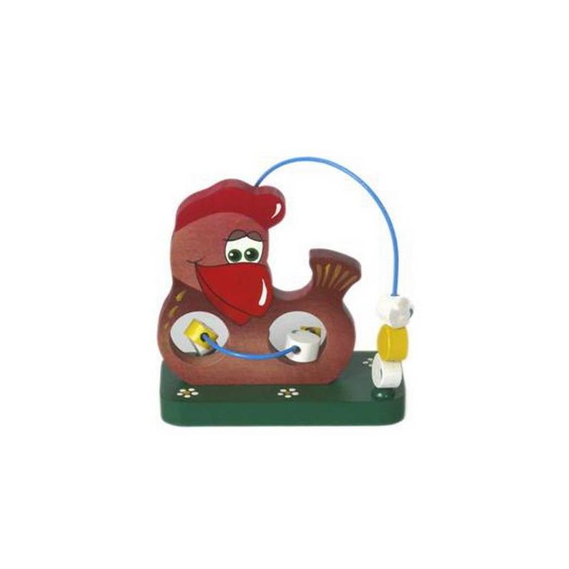 Игрушка-серпантинка Курочка Ряба