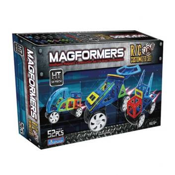 Игрушки, Магнитный конструктор R/C Custom set MAGFORMERS 629262, фото