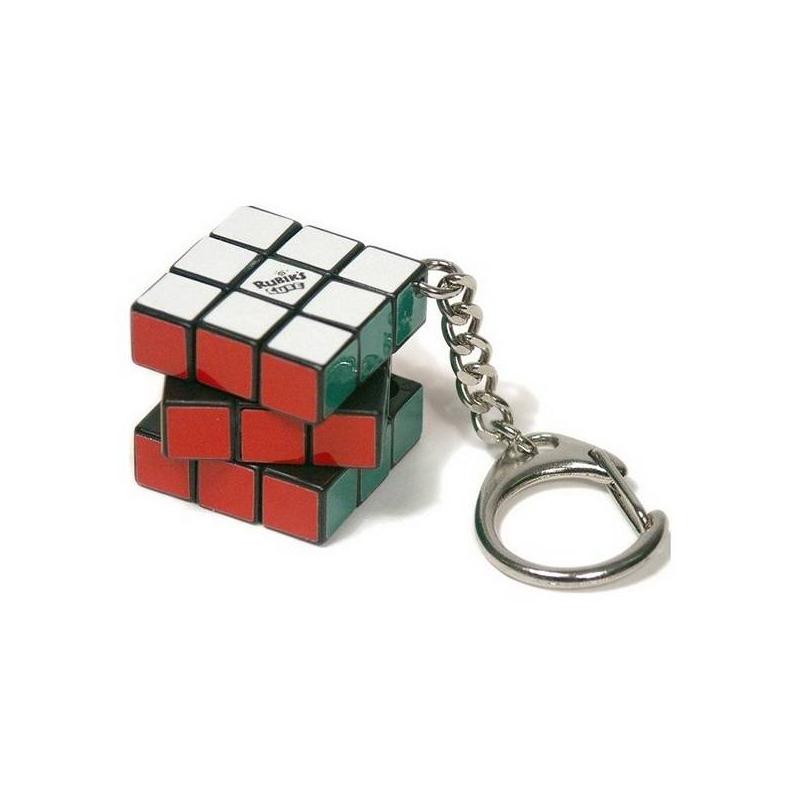 Головоломка-брелок Мини-кубик РубикаГоловоломка-брелок Мини-кубик Рубика3х3от брендаRubiks.(Великобритания).<br>Забавный брелок Мини-Кубик Рубика Rubiks является не только оригинальным аксессуаром, но и полезным тренажером для мозга. Брелок предназначен для детей старше 6лет.<br>Хотите порадовать ребенка каким-то оригинальным, ярким и полезным подарком? Купите ему брелок «Миникубик Рубика». Это уменьшенная модель всемирно известной головоломки. Несмотря на его размеры, кубик собирается и разбирается точно так же, как стандартная головоломка. То есть это не только симпатичный аксессуар, но и отличный тренажер для мозга.Головоломка прекрасно развивает:-логическое мышление;-интеллектуальные способности;-мелкую моторику;-фантазию;-память;-усидчивость.К брелку прикреплен зажим, который дает возможность носить его на ключах.Игрушка изготовлена из качественной пластмассы.<br>Размеры:3 x 3 x 3 см.<br><br>Возраст от: 6 лет<br>Пол: Не указан<br>Артикул: 622394<br>Страна производитель: Китай<br>Бренд: Англия<br>Размер: от 6 лет