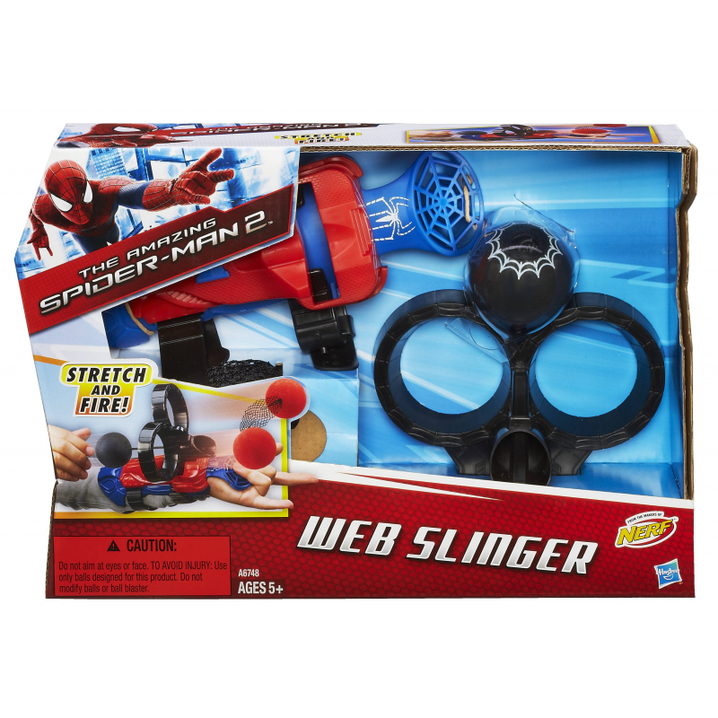 Шутер Человека-Паука (Spider-man)