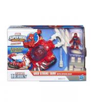 Фигурка и танк Человека-Паука (Spider-man) HASBRO