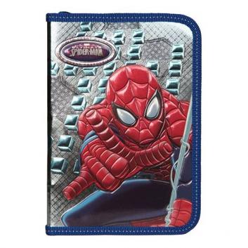 Школьный пенал ламинированный  Spider-man Classic
