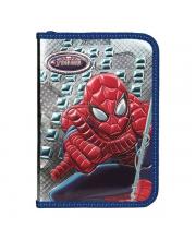 Школьный пенал ламинированный  Spider-man Classic Kinder Line