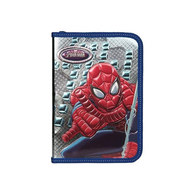 Kinder Line Школьный пенал ламинированный Spider-man Classic