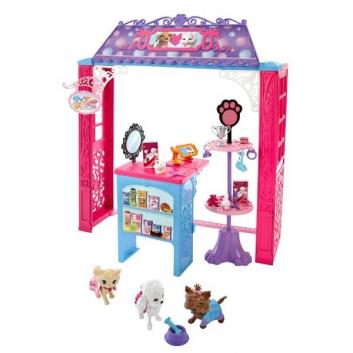 Магазин одежды для питомцев Barbie