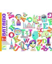 Настольная карточная игра Батамо Djeco