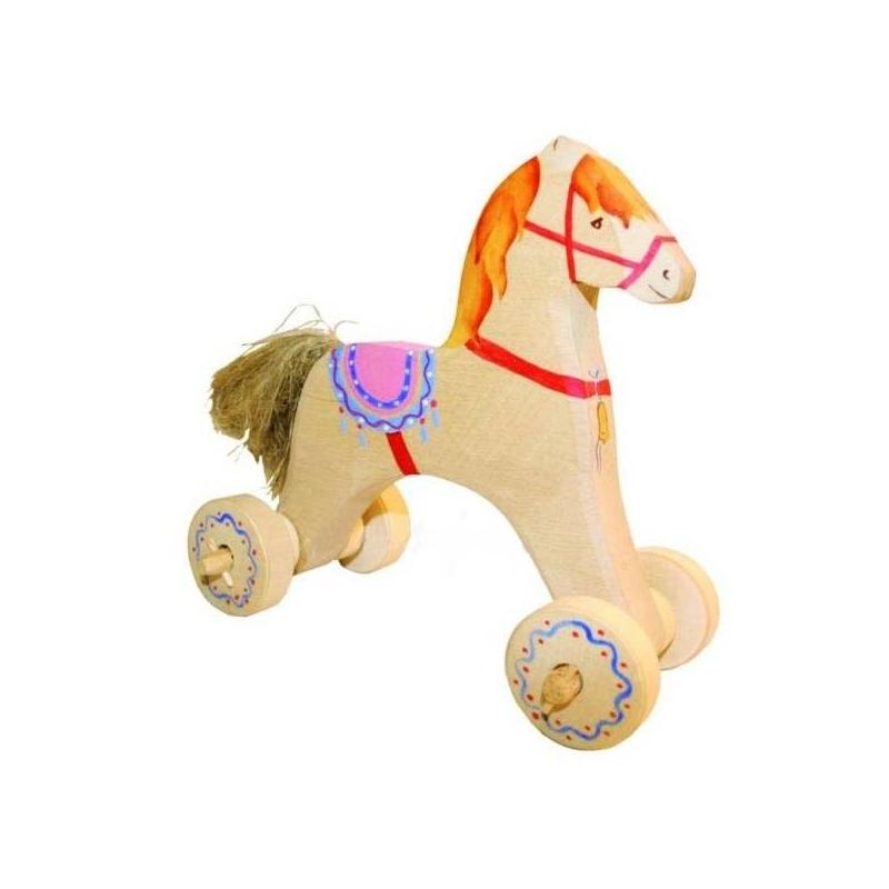 Игрушка-каталка Конь от Nils