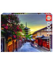 Пазл 1000 деталей Пагода Ясака Киото Япония Educa