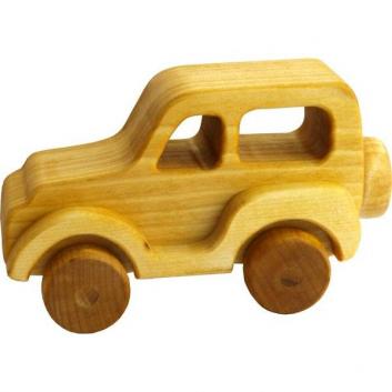 Игрушки, Игрушка-каталка Джип Сказки дерева 622513, фото
