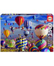 Пазл 1500 деталей Воздушные шары Educa