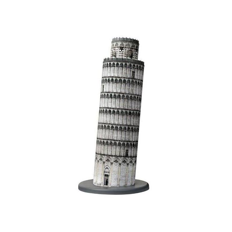 RAVENSBURGER 3D Пазл Пизанская башня 216 деталей пазлы magic pazle объемный 3d пазл эйфелева башня 78x38x35 см