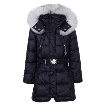 Девочки, Куртка Poivre Blanc (темносиний)204026, фото