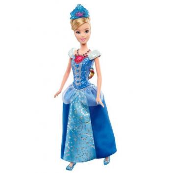 Игрушки, Кукла Disney Princess Ослепительная Золушка Mattel 623462, фото