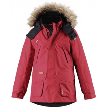 Девочки, Куртка Serkku REIMA (красный)167927, фото