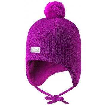 Верхняя одежда, Шапка LASSIE (фиолетовый)166844, фото