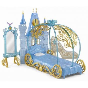Игровой набор Disney Princess Спальня для Золушки