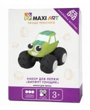 Набор для Лепки Бигфут Гонщик для Мальчиков Maxi Art