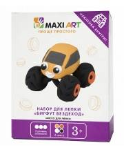 Набор для Лепки Бигфут Вездеход для Мальчиков Maxi Art