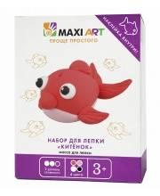 Набор для Лепки Китёнок Maxi Art