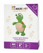 Набор для Лепки Черепашка Maxi Art