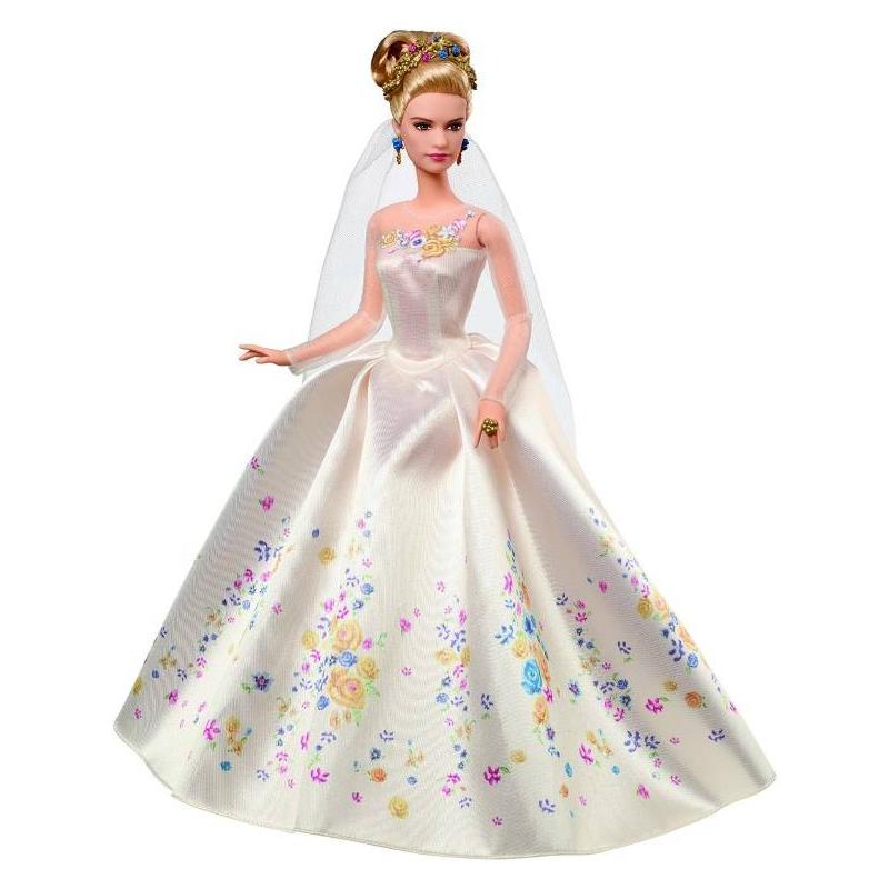 Mattel Кукла Disney Princess Золушка