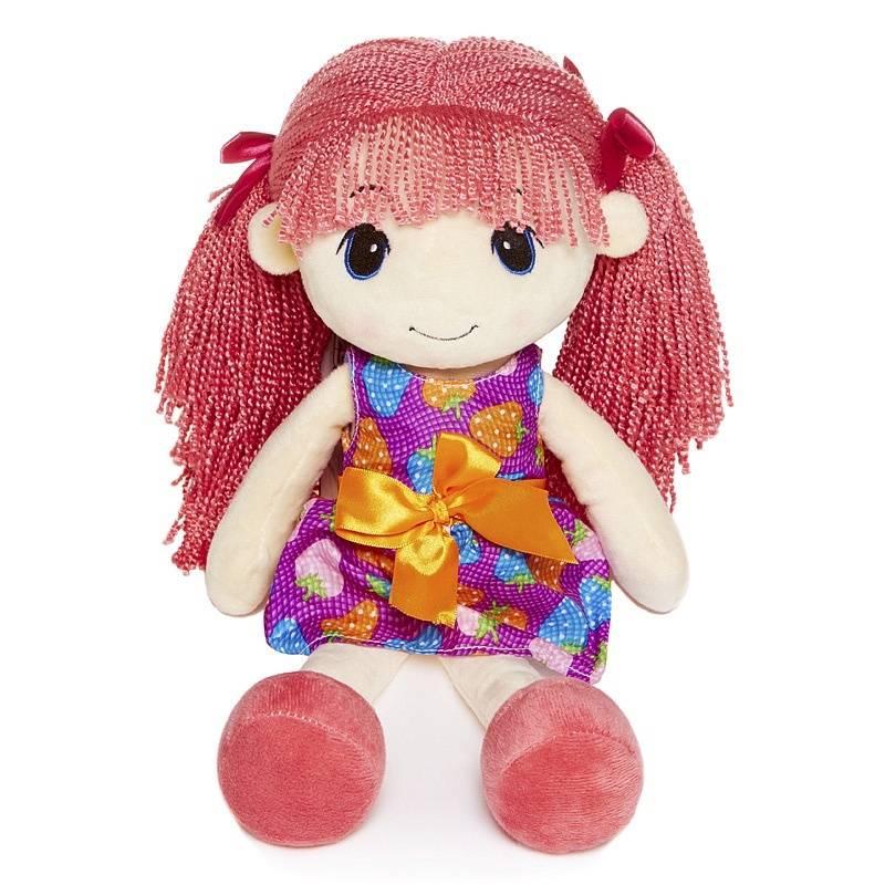 плюшевая кукла картинка работает