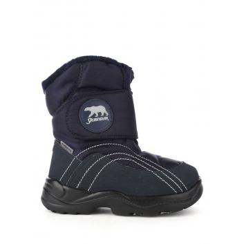 Обувь, Полусапоги Skandia (темносиний)205848, фото