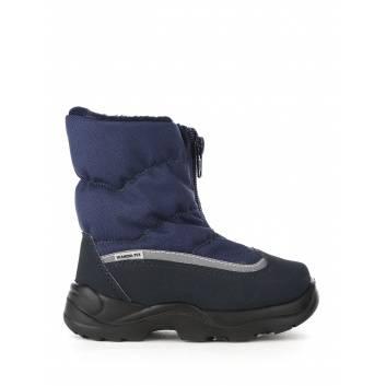 Обувь, Полусапоги Skandia (синий)205808, фото