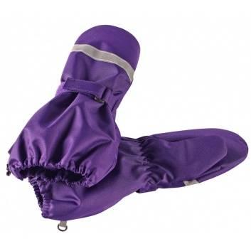 Мальчики, Варежки LASSIE (фиолетовый)167006, фото