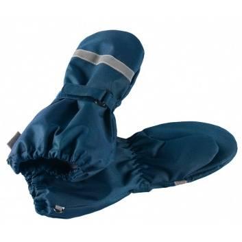 Мальчики, Варежки LASSIE (синий)167011, фото