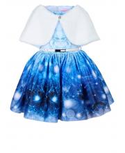 Платье Снежная королева Красавушка