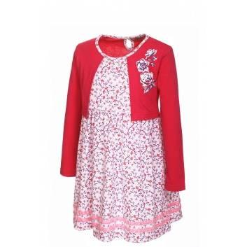 Девочки, Платье M&D (розовый)184584, фото