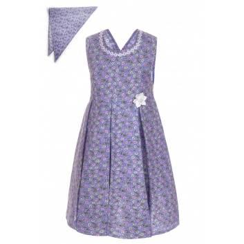 Девочки, Платье M&D (сиреневый)184576, фото
