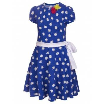 Девочки, Платье M&D (синий)184562, фото