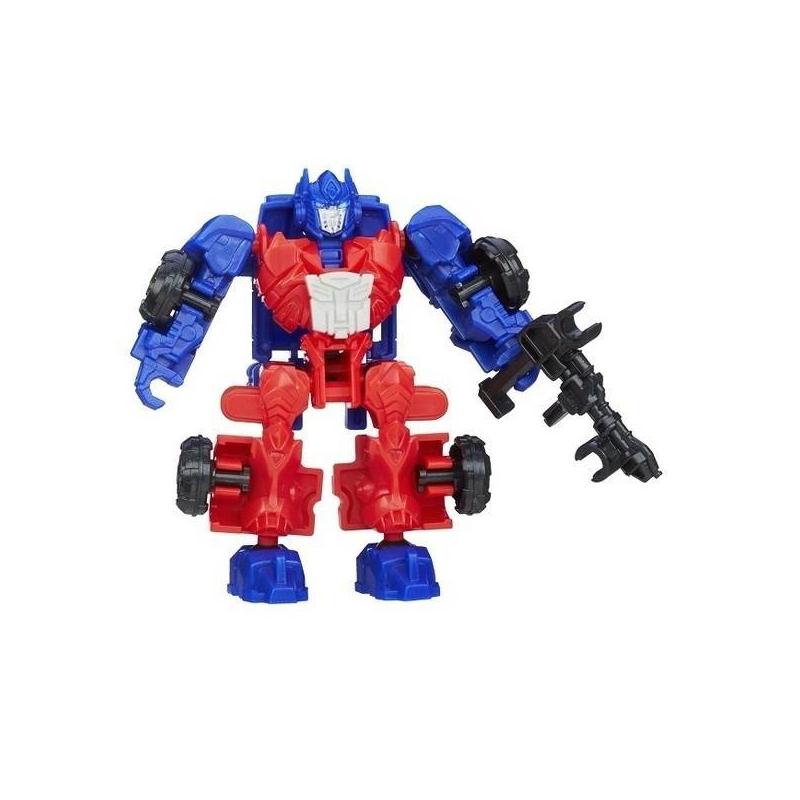 HASBRO Игрушка-трансформер Контракт-Боты: Войны. Оптимус Прайм