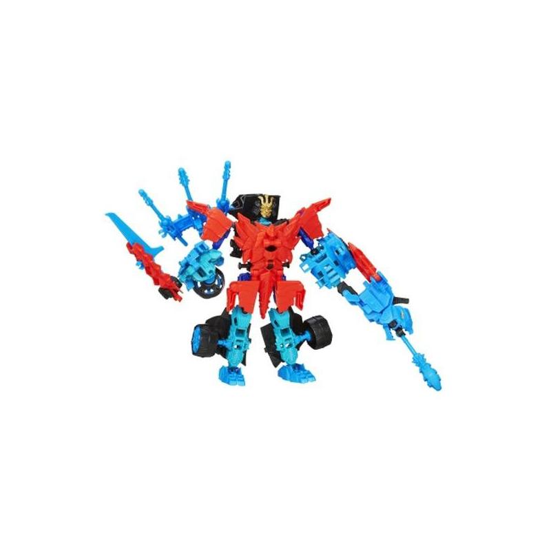 HASBRO Игрушка-трансформер Контракт-Боты: Войны. Автобот Дрифт роботы transformers трансформеры 5 делюкс автобот сквикс