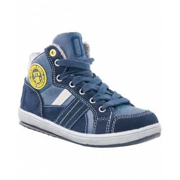 Обувь, Ботинки Котофей (синий), фото