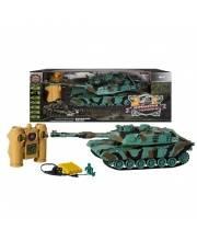 Танк Abrams M1A2 на радиоуправлении