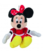 Мягкая игрушка Минни Маус в красном платье 25 см Nicotoy
