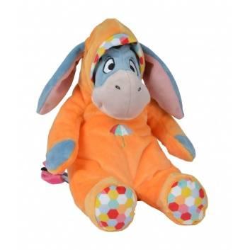 Игрушки, Мягкая игрушка Ушастик в комбинезоне 25 см Nicotoy 171879, фото
