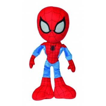 Игрушки, Мягкая игрушка Человек-паук 25 см Nicotoy 171881, фото