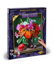 Раскраска по номерам Осенняя импрессия Schipper