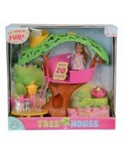 Кукл Еви набор Домик на дереве Simba