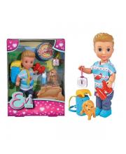 Кукла Тимми набор Поход 12 см Simba