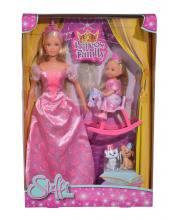 Куклы Штеффи и Еви набор Принцессы Simba