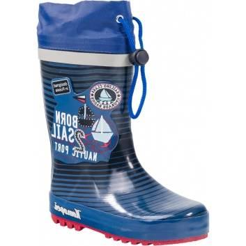 Обувь, Резиновые сапоги Котофей (синий)510365, фото