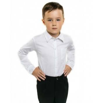 Мальчики, Рубашка President School (белый)510435, фото